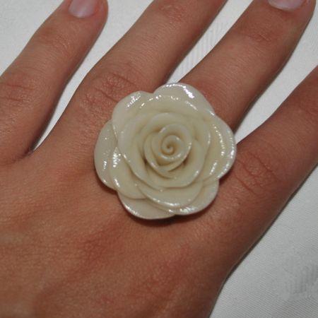 Кольцо «Роза»