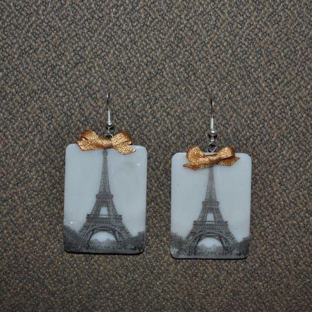 Серьги «Франция»